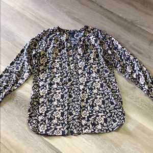 NWT Ann Taylor petite blouse size SP